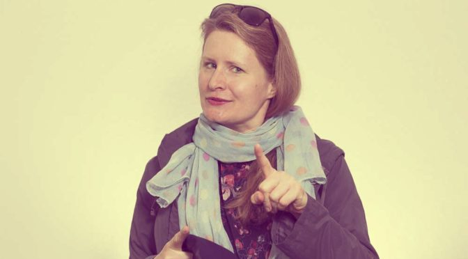 Steckbrief: Christine persönlich