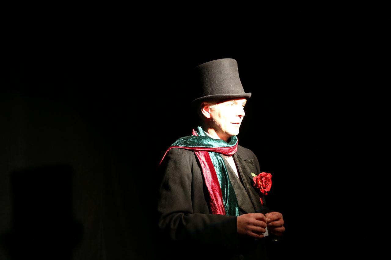 Fotogalerie: Impro-Show im KULT vom 13.10.2012