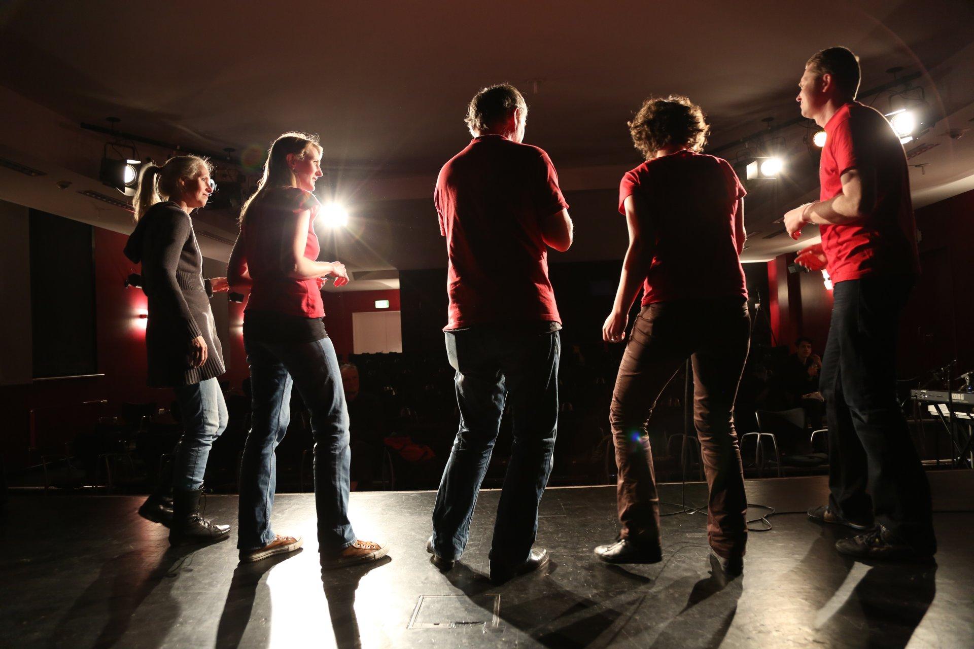 Neue Spielzeit, neuer Workshop: Erobert am 2.9. selbst die Impro-Bühne!