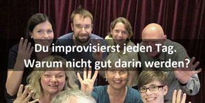Workshops mit 4gewinnt Improtheater