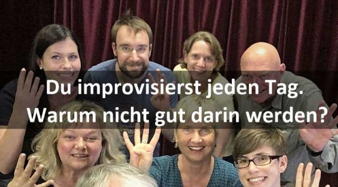 Workshops Improvisationstheater