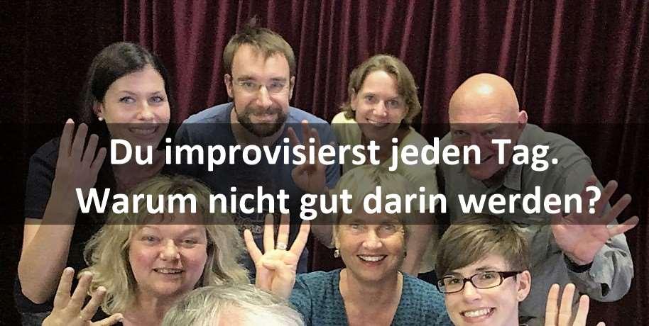 Workshops Improvisationstheater