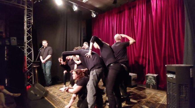 1. Braunschweiger Impro-Jam: 13 Alumni auf der Bühne. Wir sind stolz auf euch!