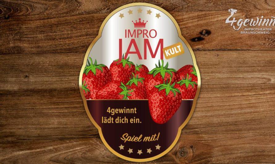In 3 Tagen noch dabei sein: 4. Braunschweiger Impro-Jam im Das KULT