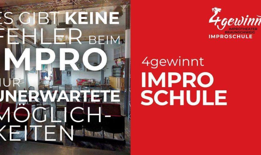 Nur noch 5 freie Plätze – Improvisieren lernen mit einem Workshop: Schnupper-Workshop für Einsteiger in die Improvisation von 18:30-21:00 Uhr am Montag 24.08.2020 in Braunschweig