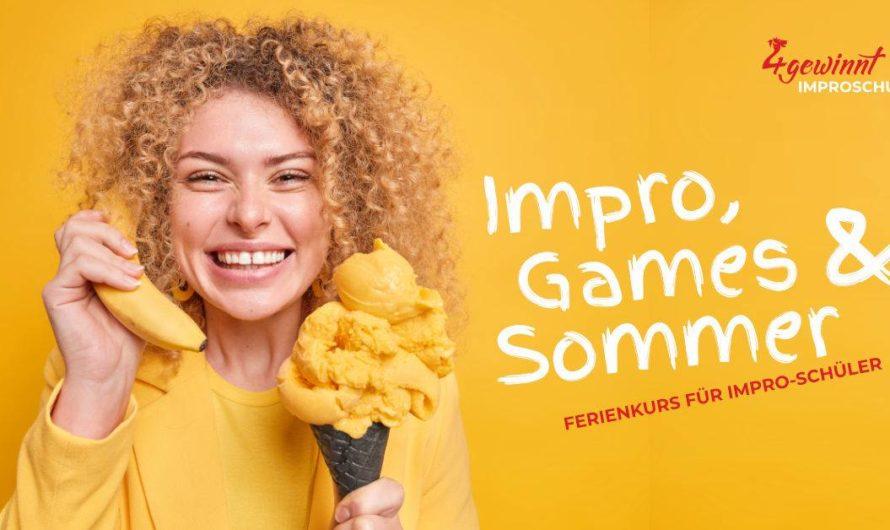 Improvisieren lernen mit einem Workshop Ferienkurs für Impro-Schüler am Samstag 31.07.2021 in Braunschweig